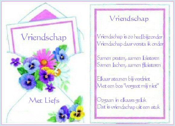 Super Verjaardag Gedicht Vriendin Amp Ms84 Viewletter Co
